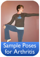 Sample Yoga Poses for Arthritis Patients