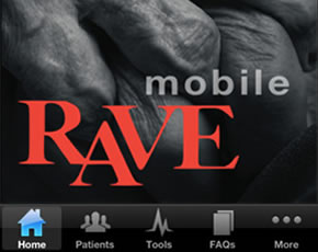 RAVE Mobile App Released in App Store!
