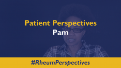 Patient Perspectives - Meet Pam