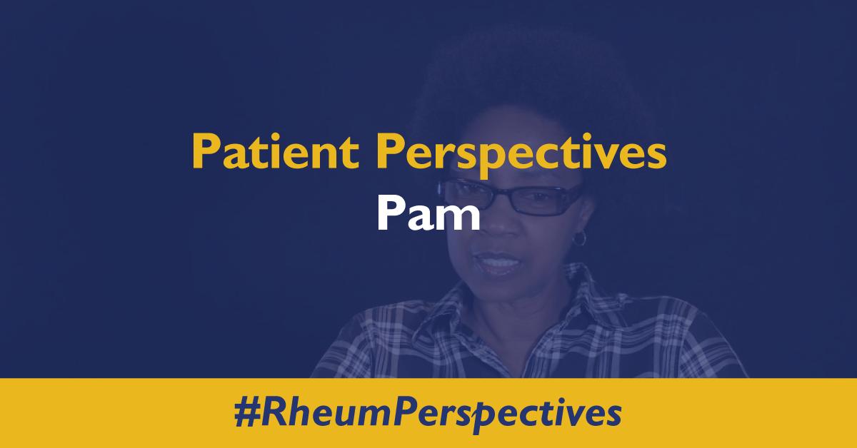 Patient Perspectives: Meet Pam
