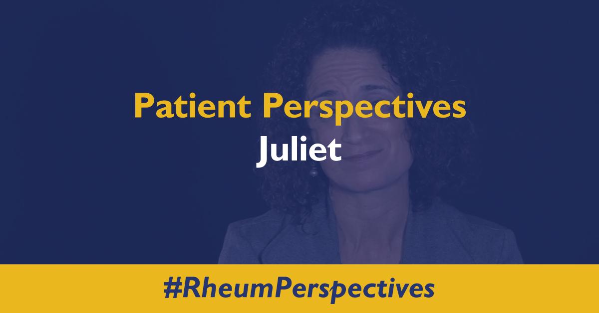Patient Perspective – Meet Julie