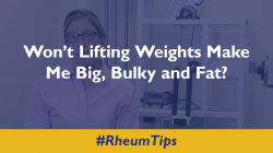 Won't Lifting Weights Make Me Big Bulky and Fat?